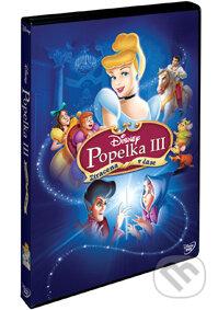 Popelka 3: Ztracena v čase DVD