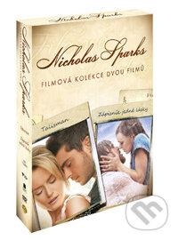 Kolekce Talisman+Zápisník jedné lásky DVD