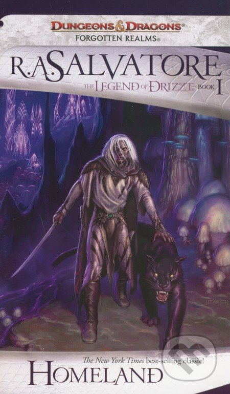 Homeland - R.A. Salvatore