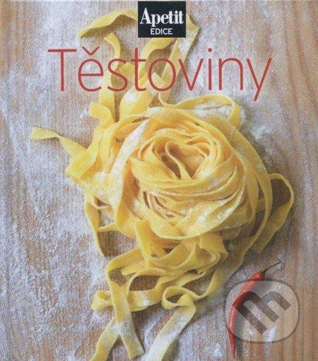 Těstoviny - kuchařka z edice Apetit (9) -
