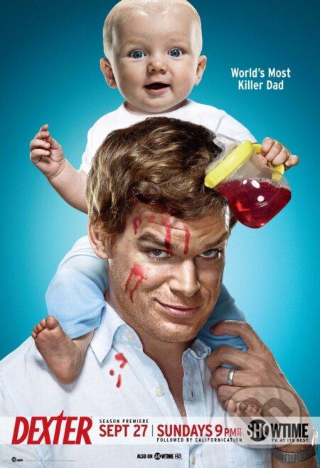 Dexter 4. série DVD