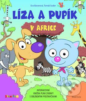 Líza a Pupík v Africe - Eva Bavorová, Tomáš Suder