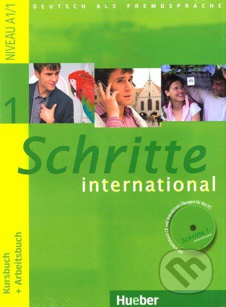 Schritte international 1 (Paket CZ) -