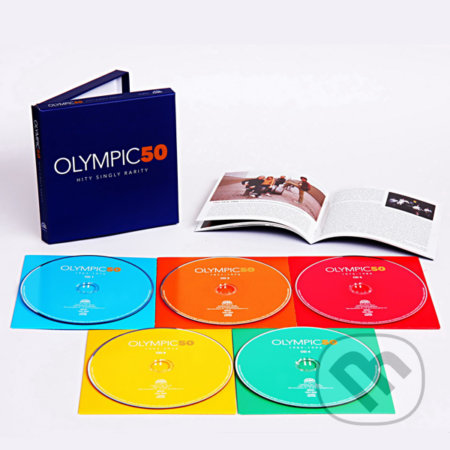 Olympic 50: Hity, Singly, Rarity - Olympic