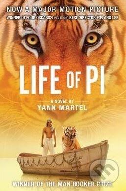 Canongate Books Life of Pi - Yann Martel