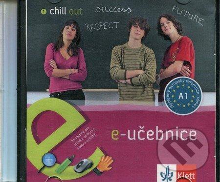 Chill out 1 - CD - e-book (e-učebnice) -