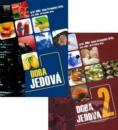 Doba jedová 1+2 (kolekcia) - Jiří Patočka, Anna Strunecká