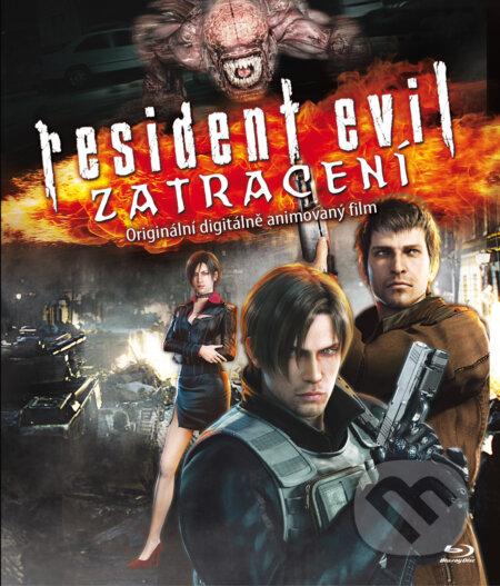 Resident Evil: Zatracení BLU-RAY