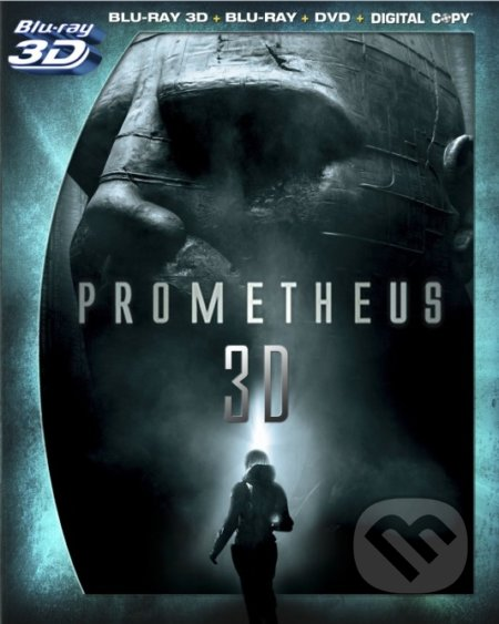 Prometheus 3D BLU-RAY