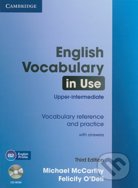 English Vocabulary in Use - Upper-intermediate + CD-ROM - Michael McCarthy, Felicity O\'Dell