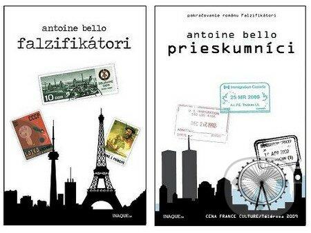 Falzifikátori + Prieskumníci (kolekcia) - Antoine Bello