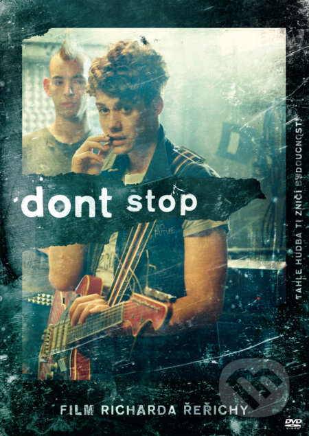 DONT STOP DVD