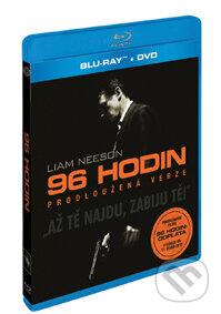 96 hodin Blu-ray + DVD BLU-RAY