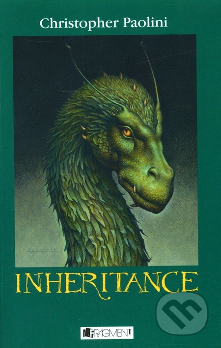 Inheritance (mäkká väzba) - Christopher Paolini