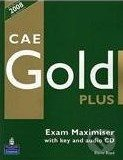 CAE Gold PLus - Maximiser and CD with key Pack - Elaine Boyd