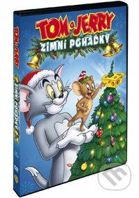 Tom a Jerry: Zimní pohádky DVD