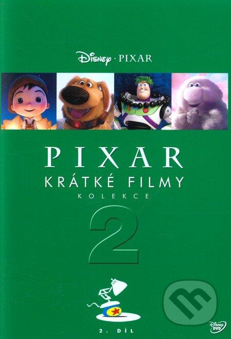 Pixar: Kolekce krátkých filmů - 2.díl DVD