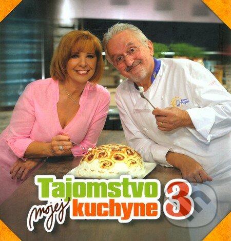 Tajomstvo mojej kuchyne 3 - Kamila Magálová