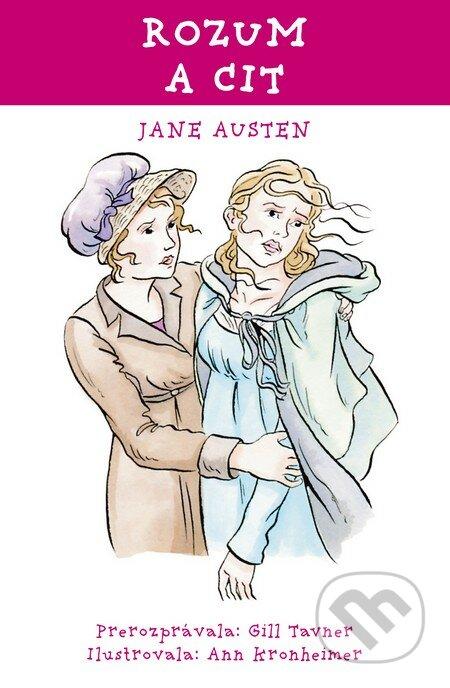 Rozum a cit - Jane Austen