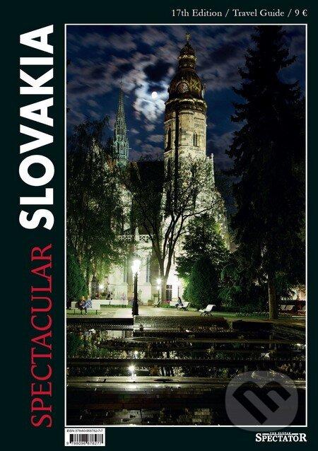 Travel guide (Spectacular Slovakia 2012/2013) -