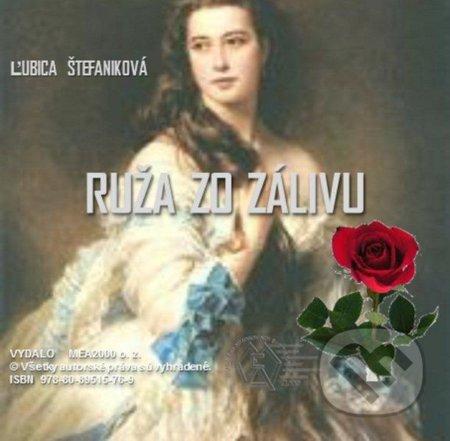 Ruža zo zálivu (e-book v .doc a .html verzii) - Ľubica Štefaniková