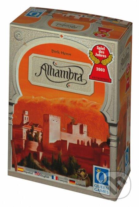 Alhambra - Dirk Hann