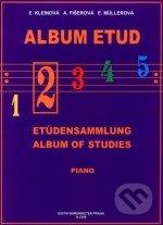 Album etud 2 - Náhled učebnice