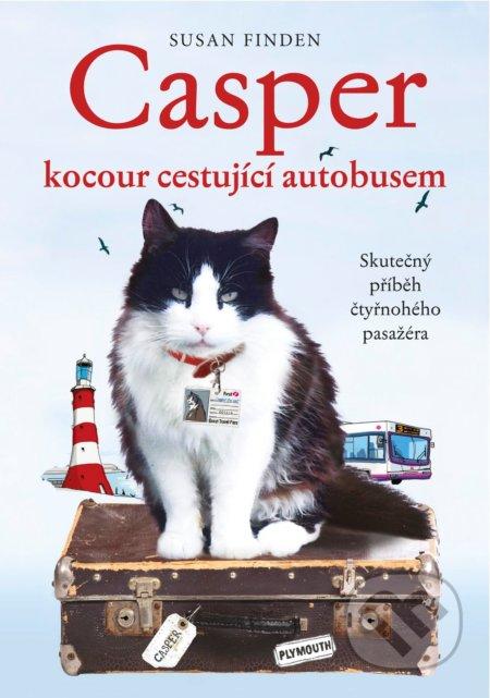 Casper, kocour cestující autobusem - Susan Findenová