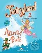 Fairyland 1: Activity Book - Jenny Dooley