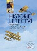 Historie letectví - Jan Balej, Pavel Sviták, Petr Plocek