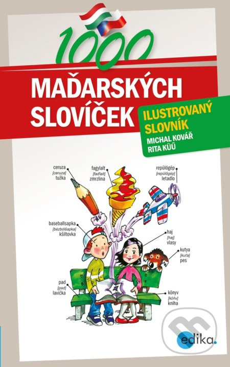 1000 maďarských slovíček - Aleš Čuma, Michal Kovář