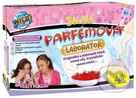Parfémová laboratoř -