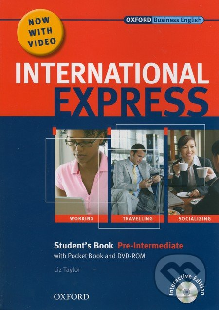 International Express - Pre-Intermediate - Liz Taylor