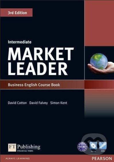 Market Leader - Intermediate - Course Book - David Cotton