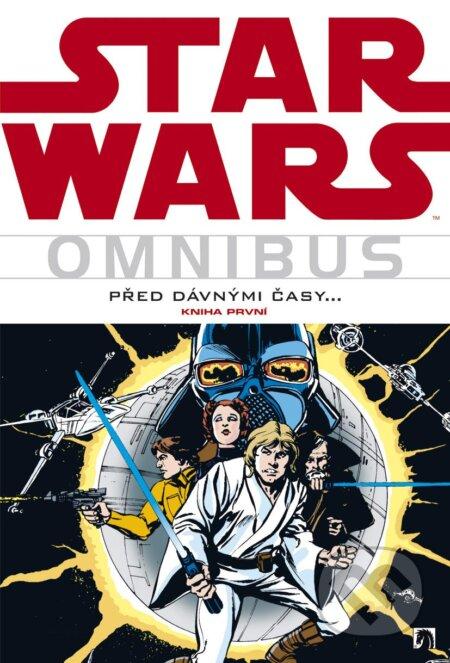 Star Wars: Omnibus - Před dávnými časy - Roy Thomas, Don Glut