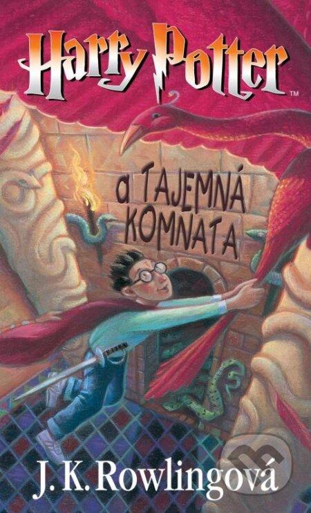 Harry Potter a Tajemná komnata - J.K. Rowling