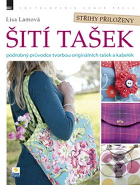 Šití tašek - Lisa Lamová