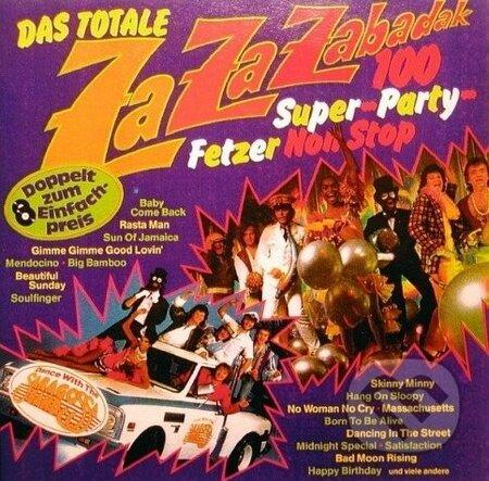 Saragossa band: Das totale zazazabadak - Saragossa band
