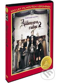 Addamsova rodina 2. DVD