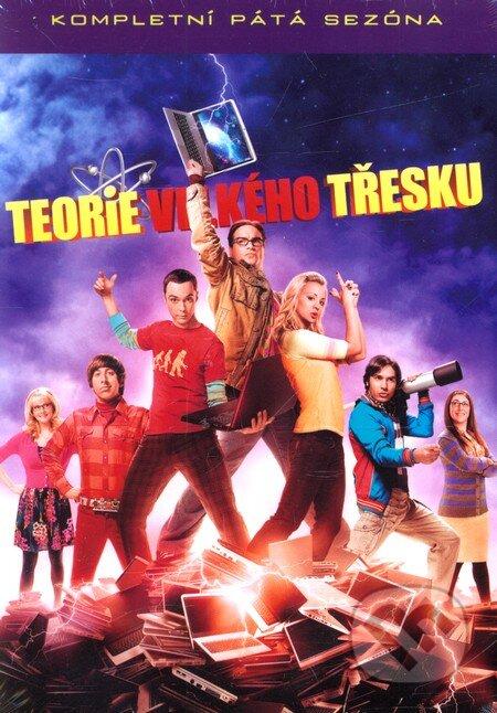 Teorie velkého třesku 5. série DVD