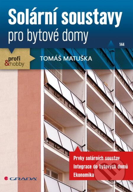 Solární soustavy - Tomáš Matuška