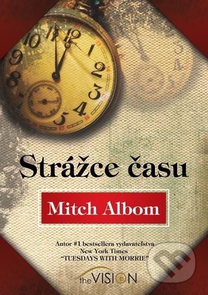 Strážce času - Mitch Albom