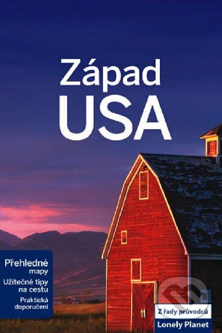 Západ USA - Lonely Planet -
