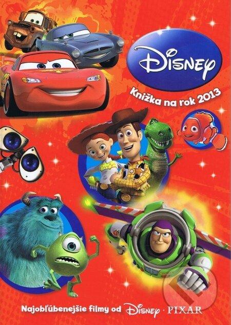 Disney - Knižka na rok 2013 -