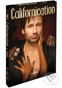 Californication 5. série DVD