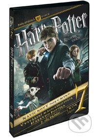 Harry Potter a Dary smrti časť 1. DVD