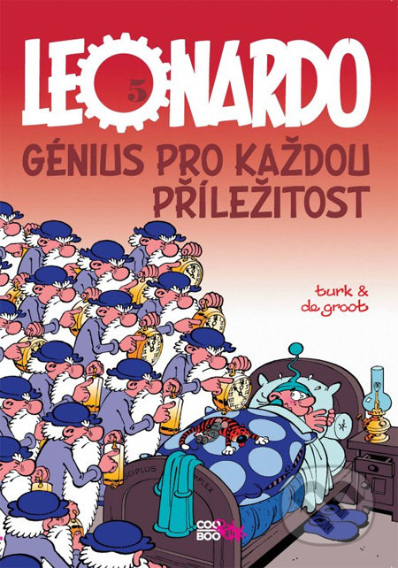 Leonardo 5: Génius pro každou příležitost -