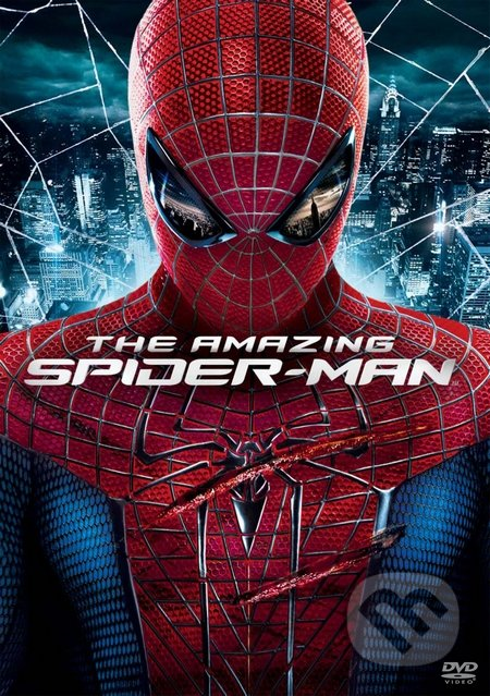 Amazing Spider-Man DVD