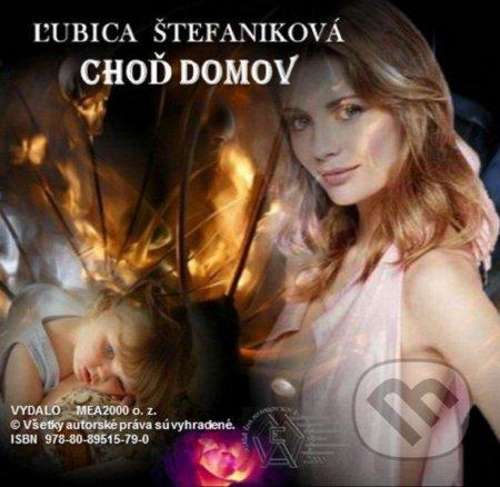 Choď domov (e-book v .doc a .html verzii) - Ľubica Štefaniková