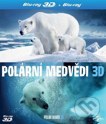 Polární medvědi 3D BLU-RAY